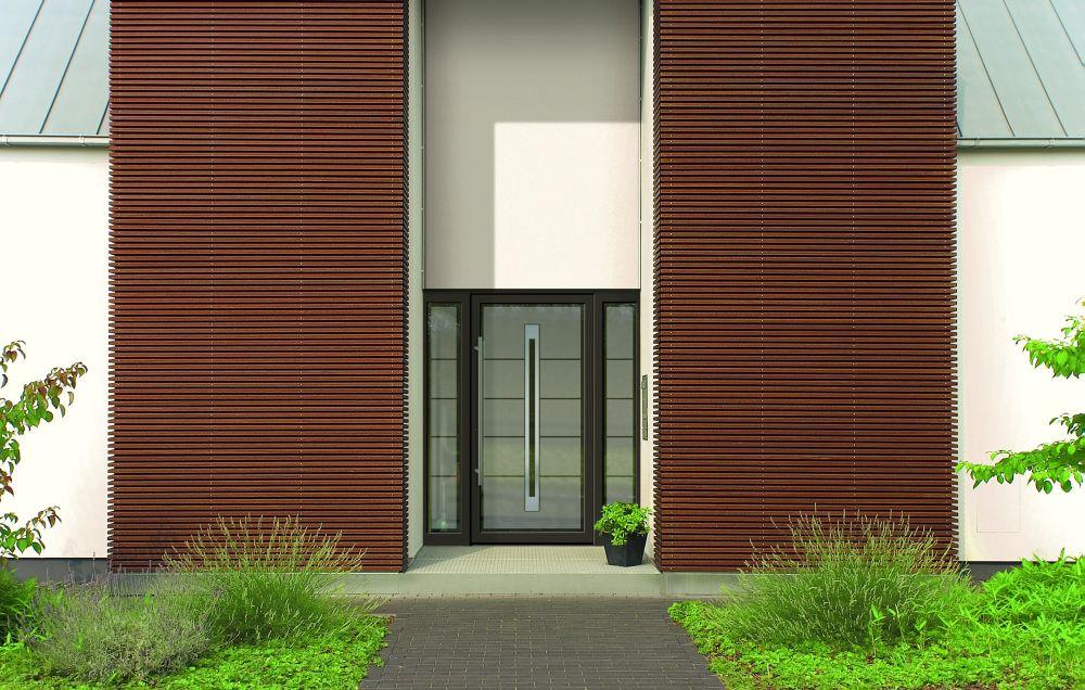 galerie haust ren aus aluminium kunststoff. Black Bedroom Furniture Sets. Home Design Ideas