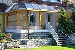 terrassendach - Überdachung, Moderne