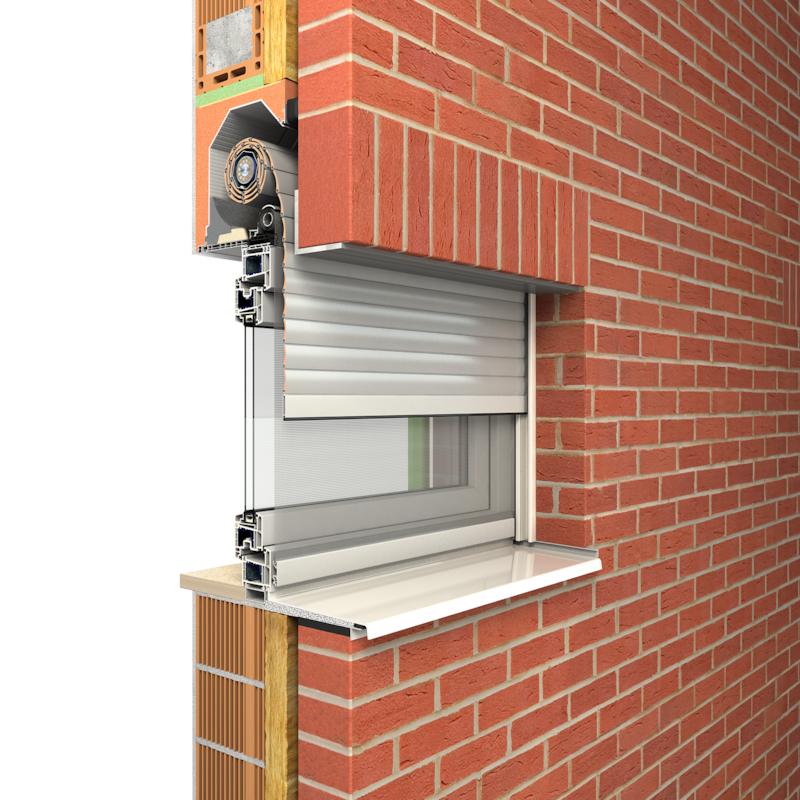 Rollladen - Fenster rolladen nachtraglich einbauen ...